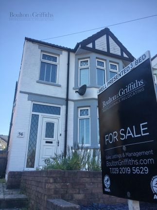 Thumbnail Semi-detached house for sale in Cartwright Lane, Cardiff