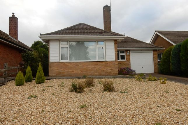 Thumbnail Detached bungalow to rent in Dorchester Drive, Mansfield