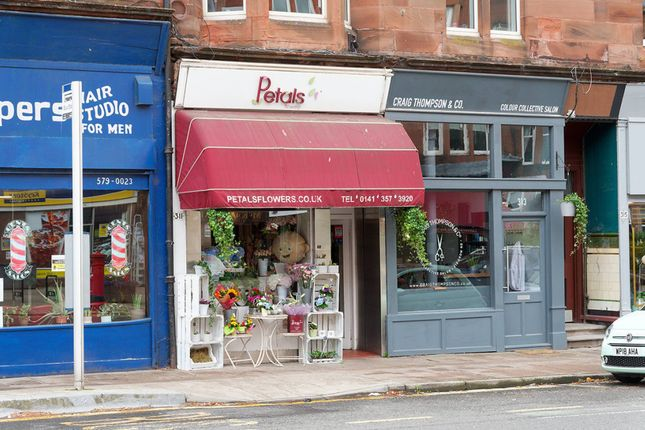Thumbnail Commercial property for sale in Crow Road, Glasgow