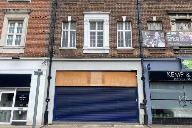 Thumbnail Retail premises to let in Sankey Street, Warrington
