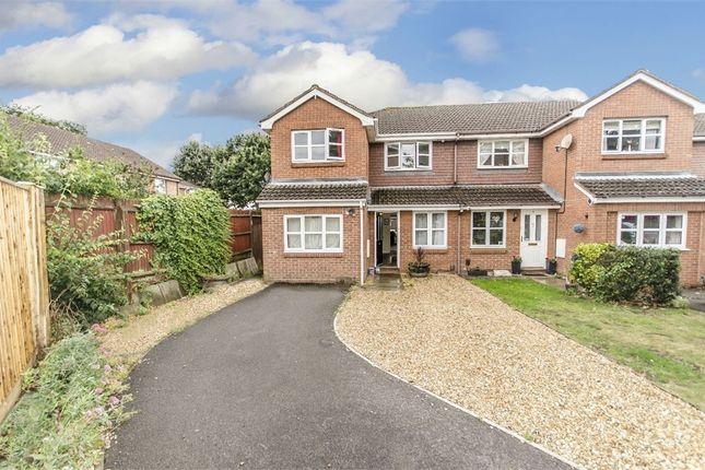 Thumbnail Semi-detached house for sale in Vokes Close, Sholing, Southampton, Hampshire