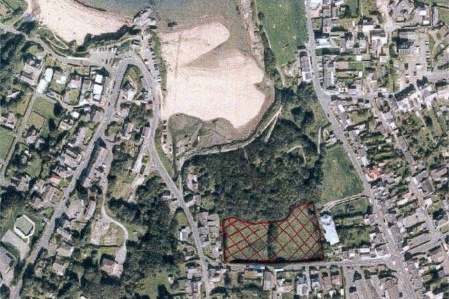 Land for sale in Land Off Ffordd Newydd, Aberporth, Cardigan