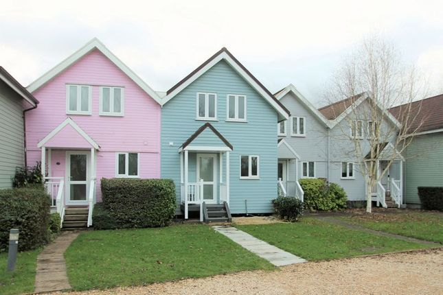Thumbnail Terraced house for sale in Spring Lake, South Cerney, Gloucestershire.