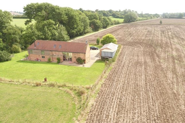 Thumbnail Barn conversion for sale in Leamington Hastings, Rugby, Warwickshire