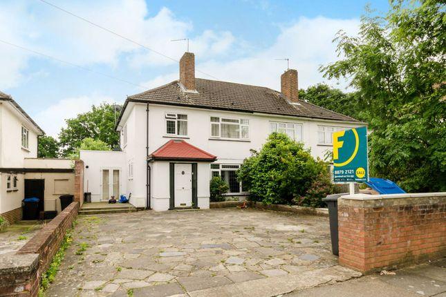 Thumbnail Property for sale in Keswick Avenue, Kingston Vale, London