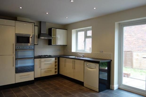 Thumbnail Detached house to rent in Summerfield Road, Solihull