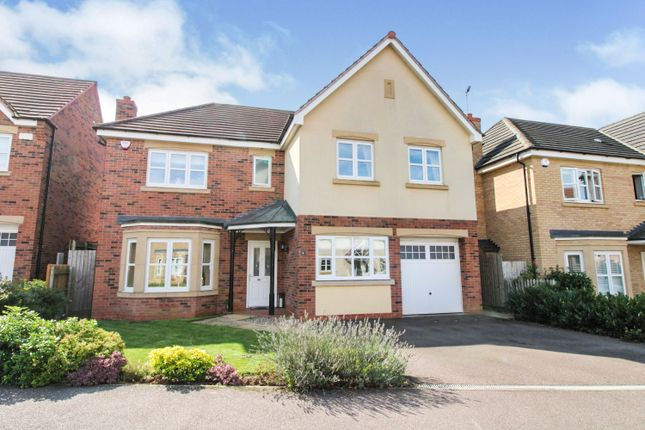 Detached house for sale in Devana Way, Great Glen, Leicester