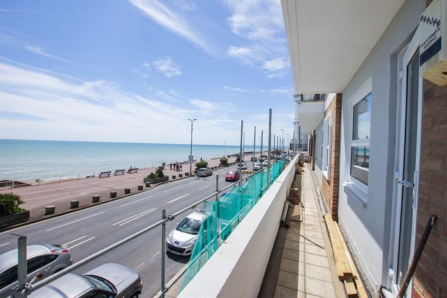 Thumbnail Flat for sale in Grand Parade, St. Leonards-On-Sea, East Sussex.