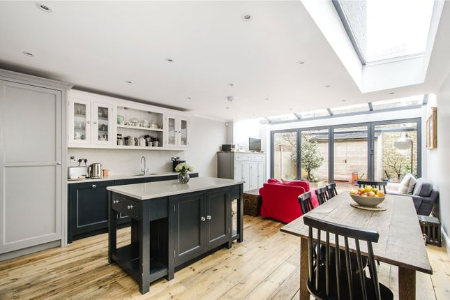 Thumbnail Terraced house for sale in Cavendish Road, London