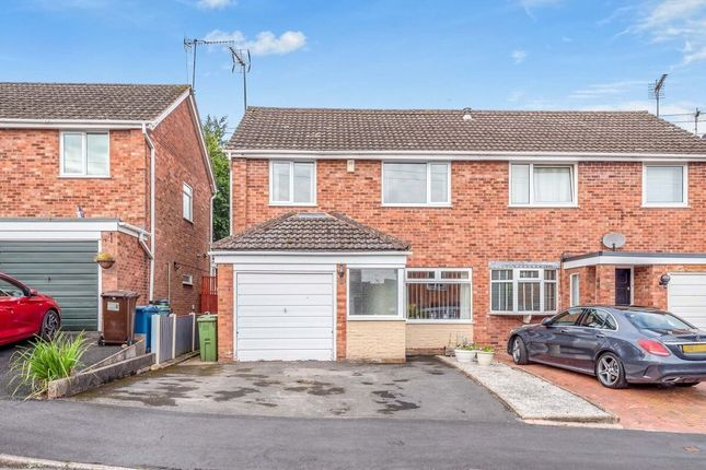 3 bed semi-detached house for sale in Trinity Road, Eccleshall, Stafford ST21