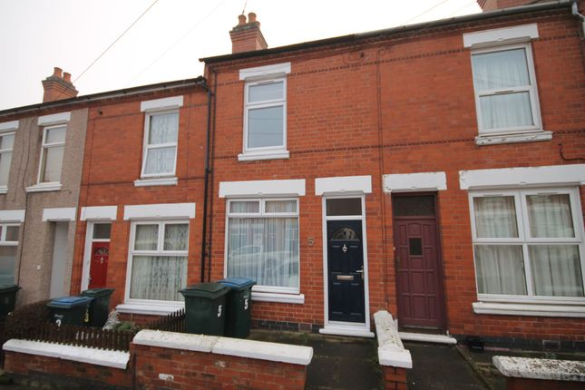 Thumbnail Terraced house to rent in Farman Road, Coventry