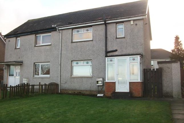 Thumbnail Terraced house to rent in Appin Terrace, Shotts