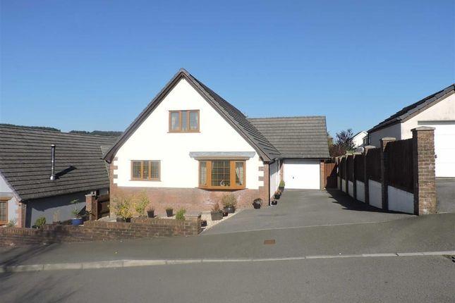 Thumbnail Detached bungalow for sale in Bryn Mwyn, Gorslas, Llanelli