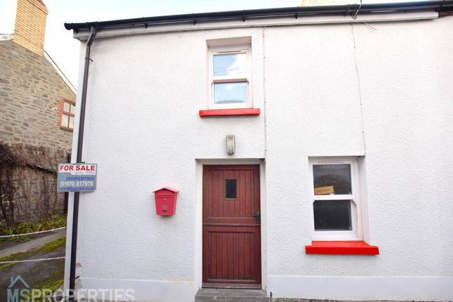 Thumbnail Cottage for sale in Llanrhystud, Ceredigion, Wales