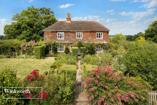 Thumbnail Detached house to rent in Twineham Lane, Twineham, Haywards Heath, West Sussex