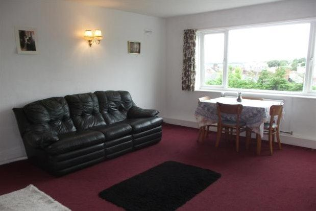 Studio to rent in Crescent Mansions, Exeter EX2