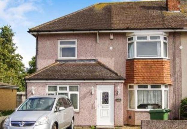 Semi-detached house in   Conygre Grove  Bristol  Bristol B Bristol