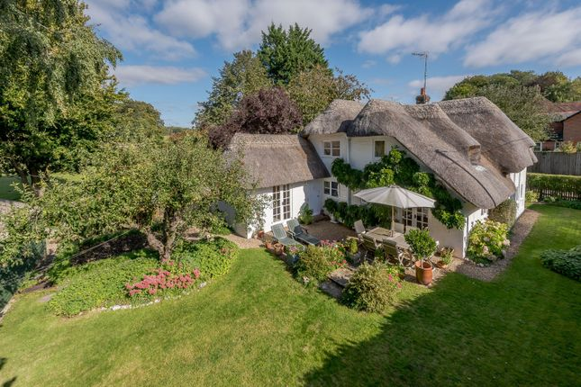 Thumbnail Detached house for sale in Preston Candover, Basingstoke