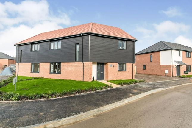 3 bed semi-detached house for sale in Tokely Road, Frating CO7