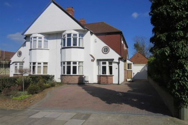 4 bed semi-detached house for sale in Hillview Road, Orpington