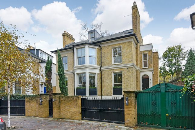 Detached house for sale in Addison Road, London