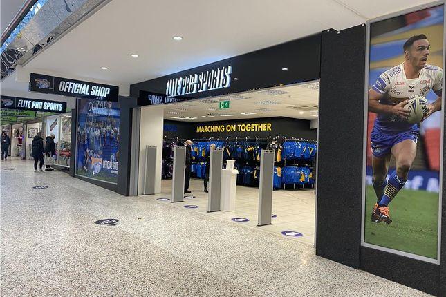 Retail premises to let in Unit 16-18, Merrion Centre, Leeds, West Yorkshire