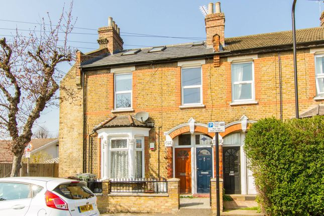 Thumbnail Maisonette to rent in Ringwood Road, Walthamstow