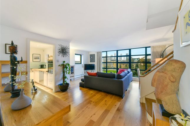 Thumbnail Property for sale in Wheel House, 1 Burrells Wharf Square, London