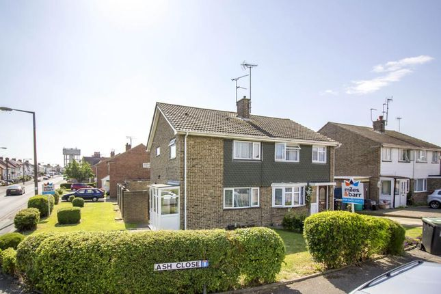 Thumbnail Semi-detached house to rent in Rumfields Road, Broadstairs