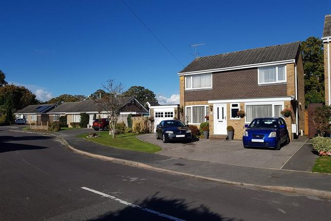 Thumbnail Detached house for sale in Saltings Road, Upton, Poole