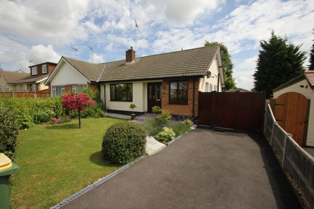 Thumbnail Semi-detached bungalow for sale in Hawkwell Chase, Hawkwell, Hockley