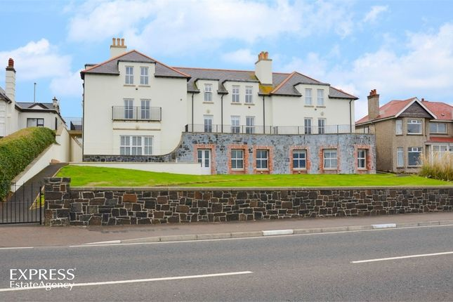 Thumbnail Flat for sale in Portrush Road, Portstewart, County Londonderry