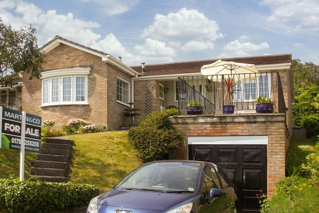 Thumbnail Detached bungalow for sale in Hounster Drive, Millbrook, Torpoint