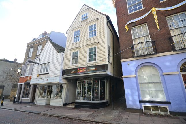Thumbnail Duplex to rent in High Street, Rochester