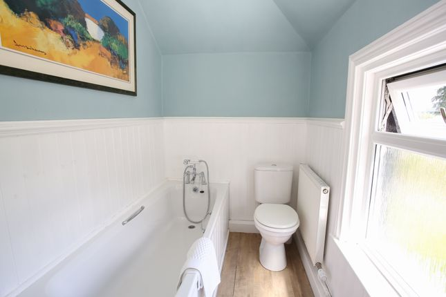 Bathroom of High Street, New Galloway, Castle Douglas DG7