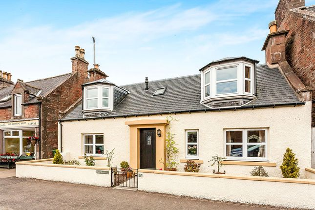 Thumbnail Detached house for sale in High Street, Edzell, Brechin