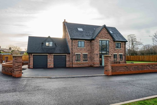 Thumbnail Detached house for sale in Balshaw Villa Gardens, Euxton