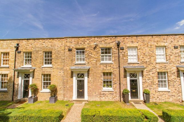 Thumbnail Terraced house for sale in Cedar Park, High Road, Chigwell