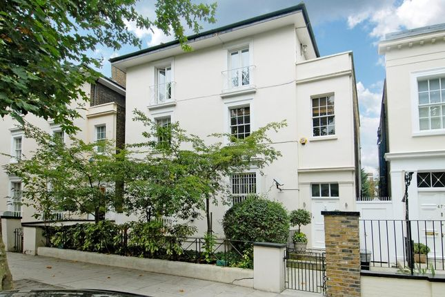 Thumbnail Maisonette for sale in Hamilton Terrace, St Johns Wood
