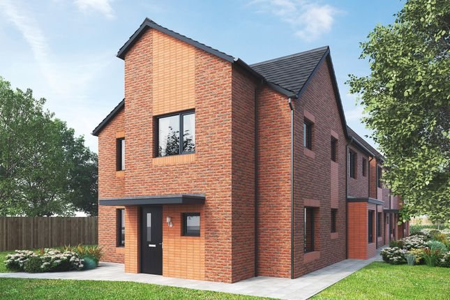 Thumbnail Semi-detached house for sale in Minshull Way, Rock Ferry