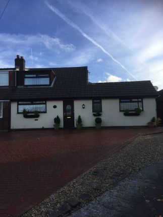 Thumbnail Semi-detached house for sale in Wilkinson Avenue, Little Lever, Bolton