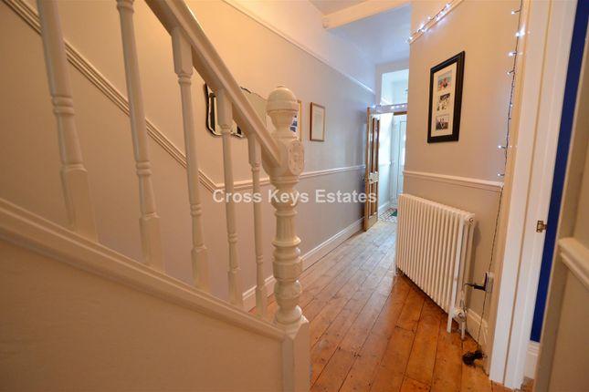 Hallway B of Wilton Street, Stoke, Plymouth PL1