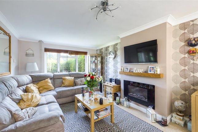Living Room of Vale Crescent, Tilehurst, Reading, Berkshire RG30