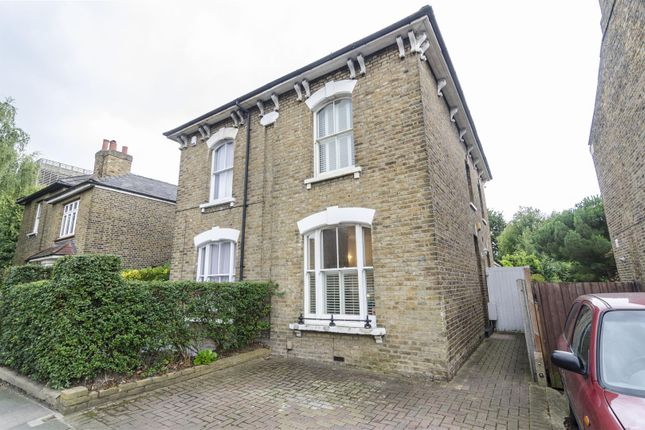Thumbnail Semi-detached house for sale in Cecil Road, Enfield