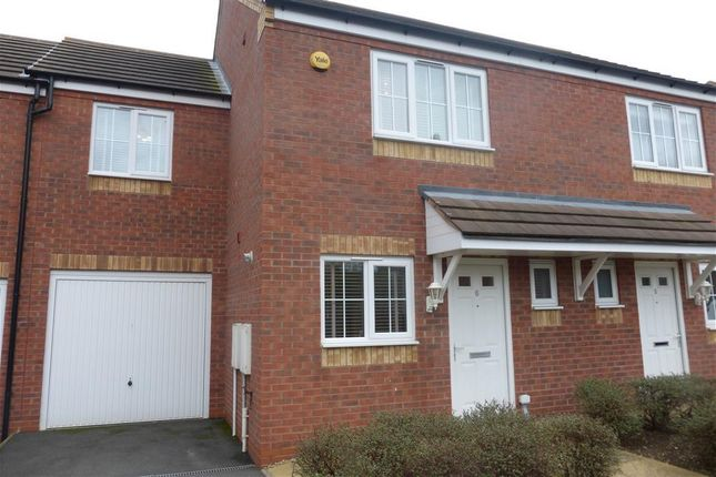 Thumbnail Property to rent in Gorsey Close, Handsacre, Rugeley