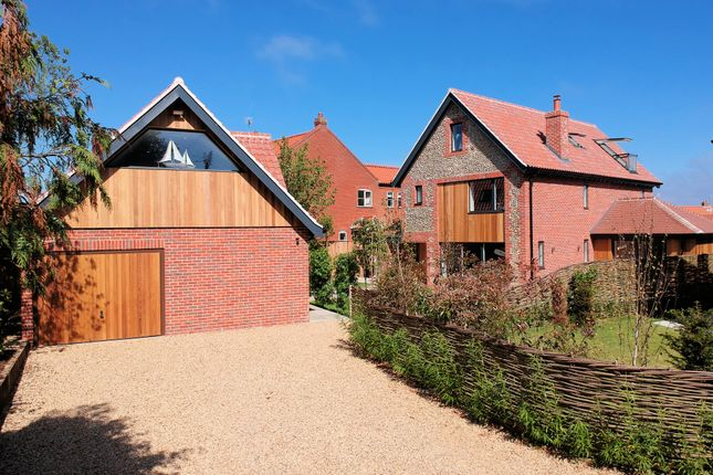 Thumbnail Detached house for sale in Langham Road, Blakeney, Holt