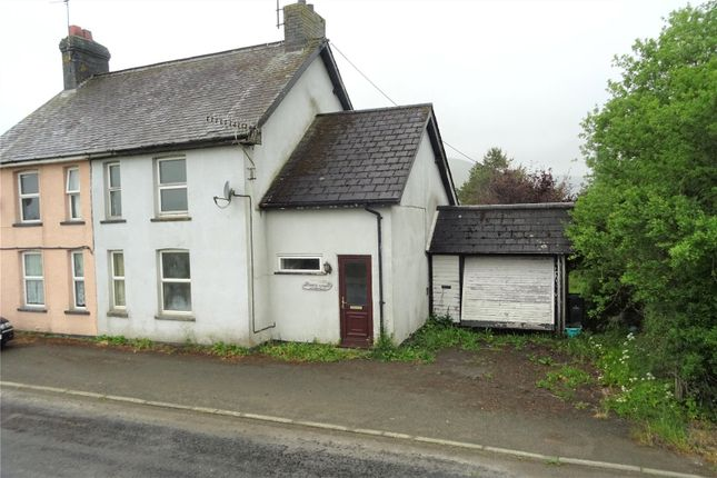 Thumbnail Semi-detached house for sale in Pant Y Dwr, Rhayader