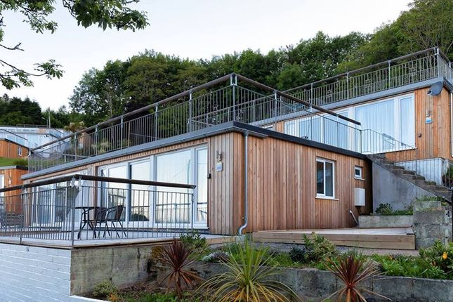 Thumbnail Flat to rent in Millendreath, Looe, Cornwall