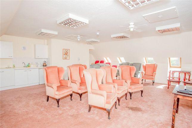 Communal Lounge of Marlborough House, Northcourt Avenue, Reading RG2