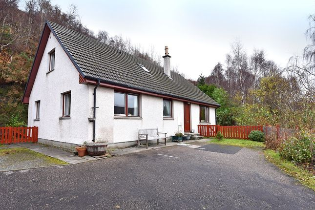 Thumbnail Detached house for sale in Garve Road, Ullapool